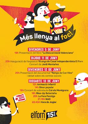 15 anys. Girona