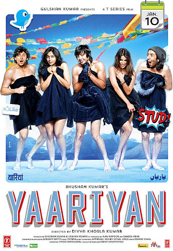Yaariyan (2014) Movie Poster