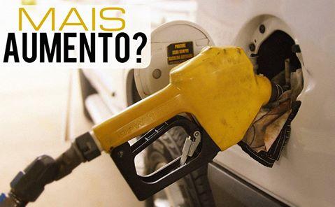 Petrobras comunica reajuste de 6% no preço da gasolina nas refinarias