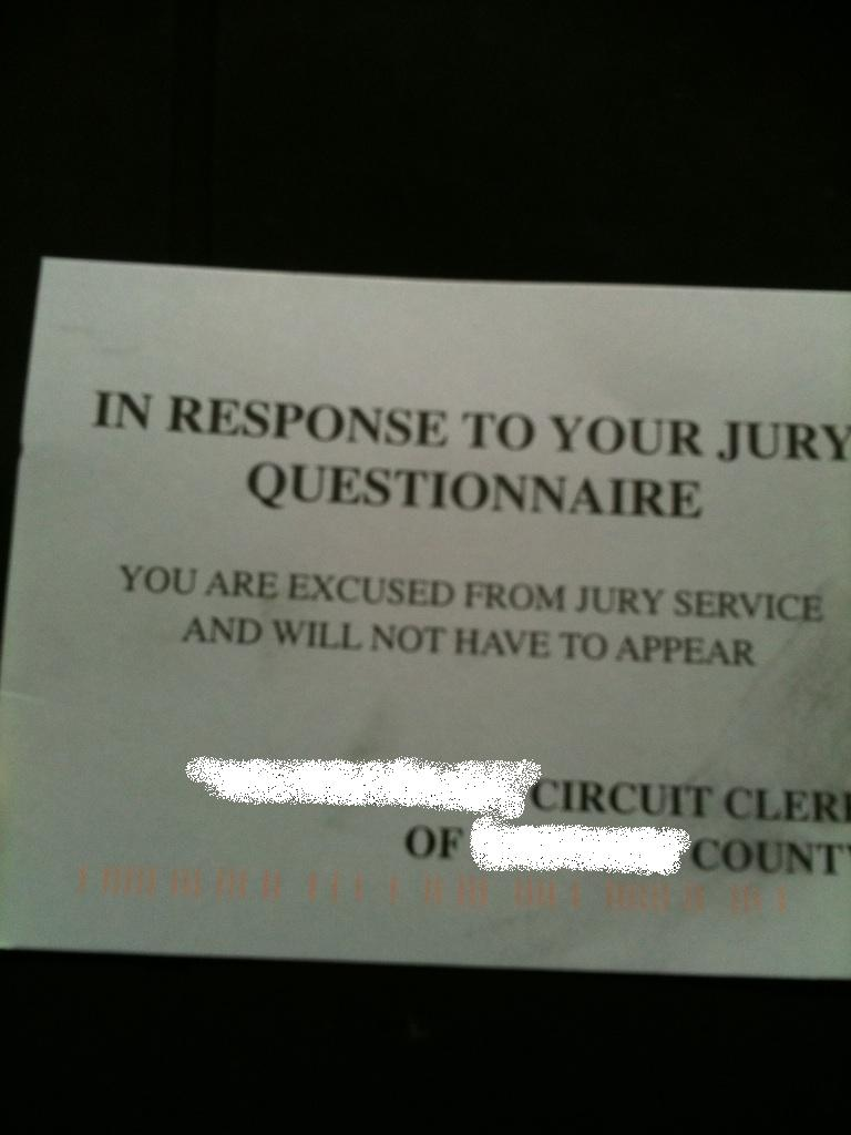 I missed my jury duty date in california