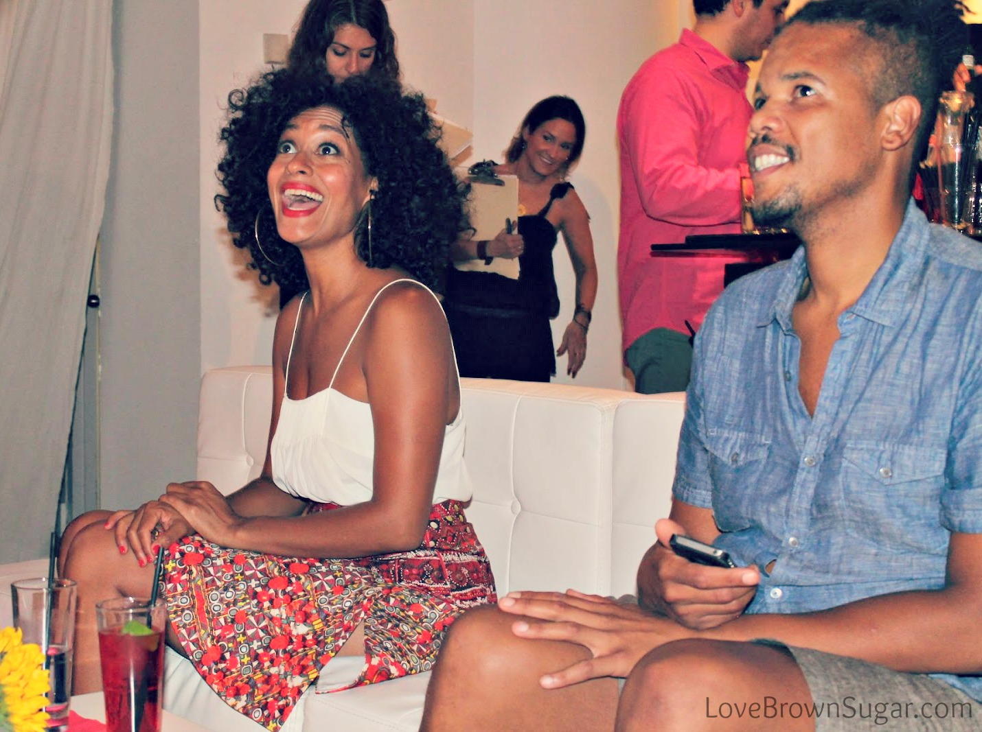 Tracee Ellis Ross Married Images | TheFemaleCelebrity