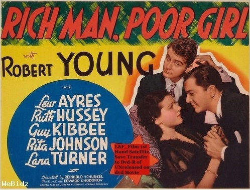 Rich Man, Poor Girl (1938)