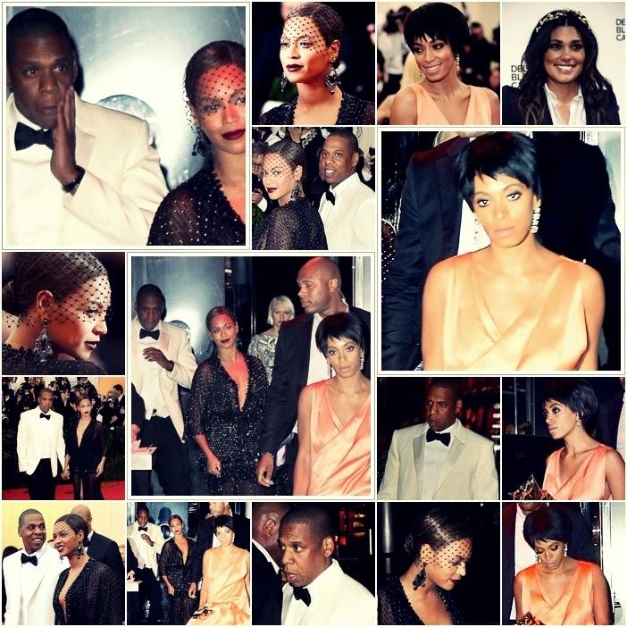 Solange pobiła Jay Z