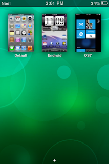 Nokia Lumia theme for iphone and ipodtouch