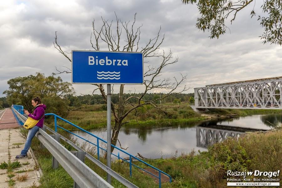Most nad Biebrzą