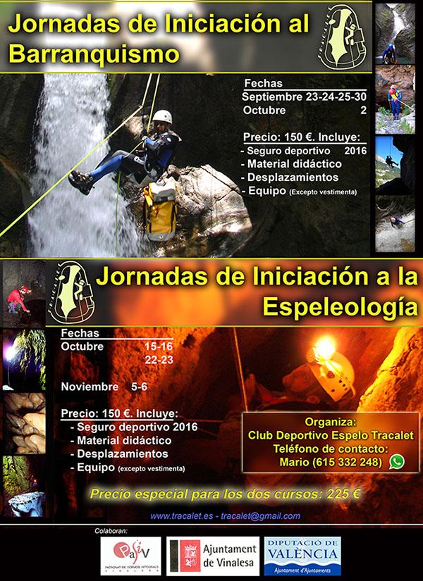 JORNADAS INICIACIÓN 2016