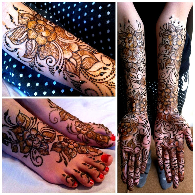 Mehndi Designs Circular : October fashion circular