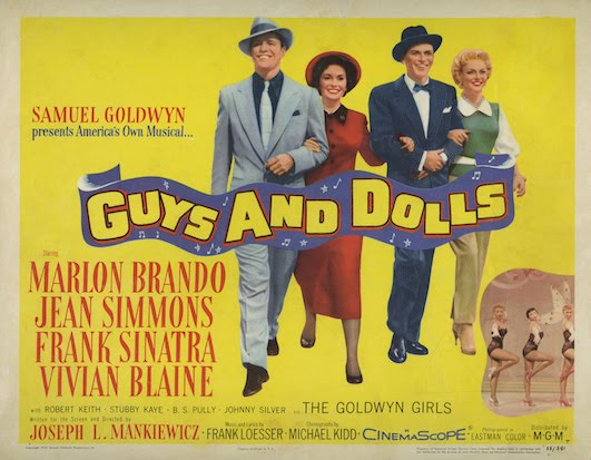"""Guys and Dolls"" (1955)"