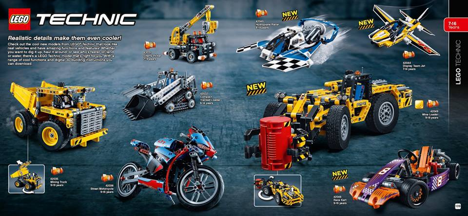 lego technic hub lego technic plans for 2016 sets official catalog. Black Bedroom Furniture Sets. Home Design Ideas