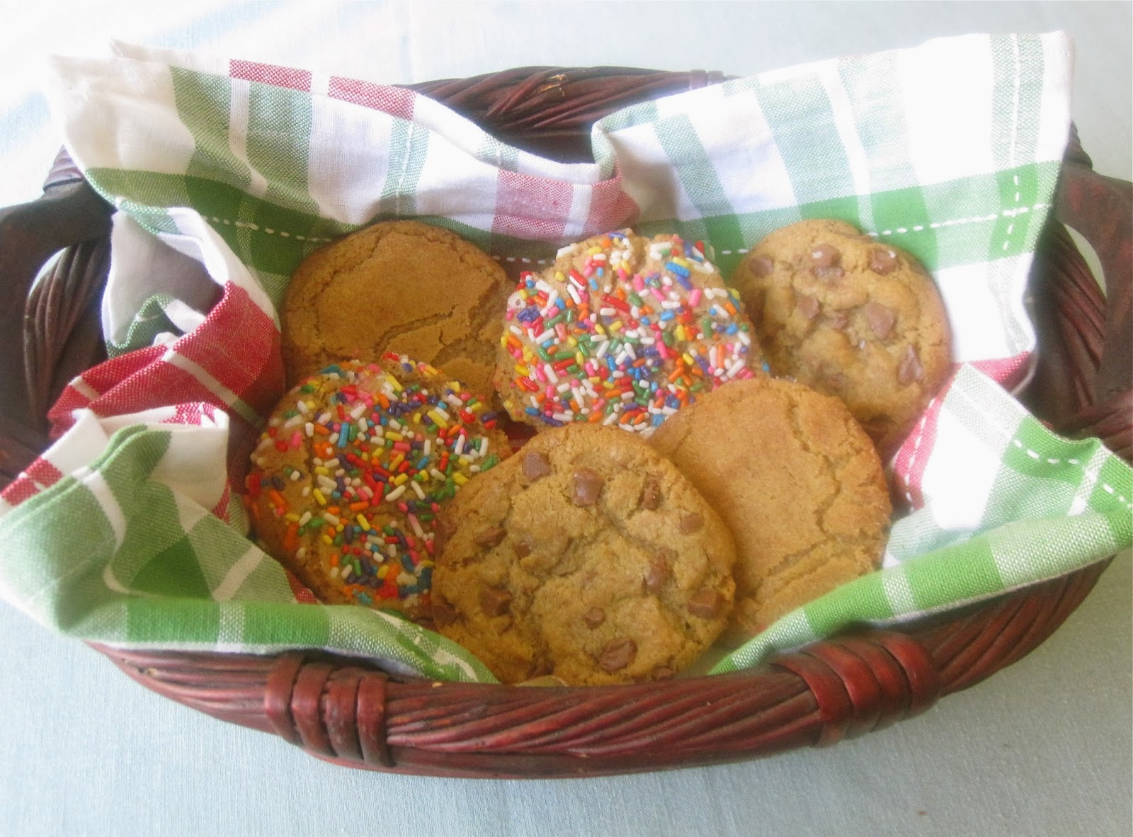 6-in-1 Cookie Variety Pack Recipe - 1 small-batch recipe, endless ...