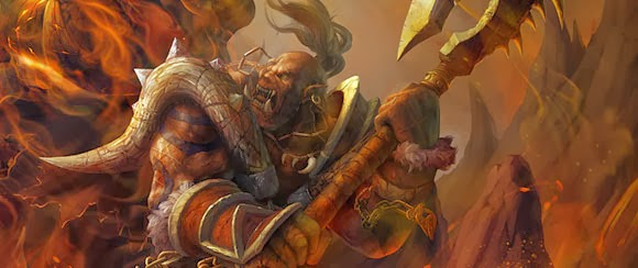 Garrosh is a schmuck no matter what game you're playing.