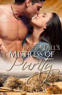 misstress of purity, faye hall, historical erotic romance, australian romance, australian author
