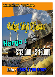 Paket Haji 2016