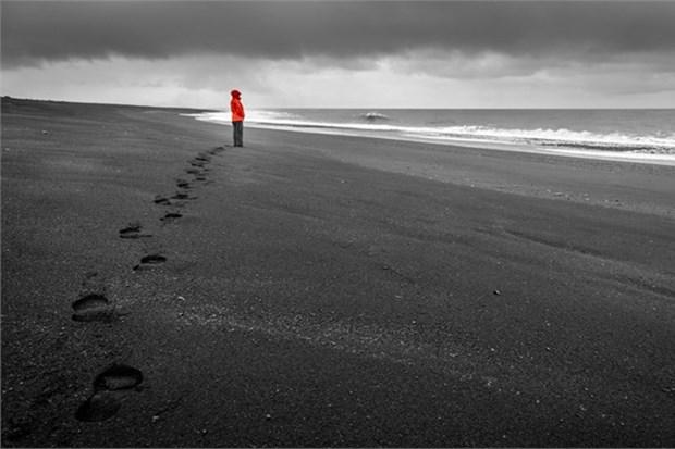 Siyah Sahil İzlanda
