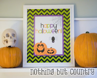 Free Halloween Signs