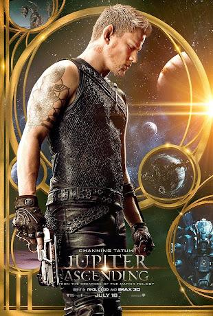 ตัวอย่างหนังใหม่ : Jupiter Ascending ศึกดวงดาวพิฆาตสะท้านจักรวาล (ตัวอย่างที่ 2) ซับไทย poster1