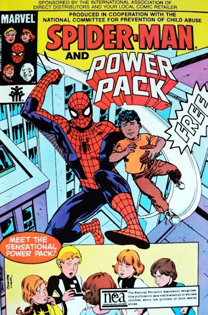 Spider-Man and Power Pack - Jim Salicrup
