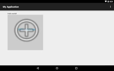 New Ui Element Of Custom Persuasion Inwards Android Studio
