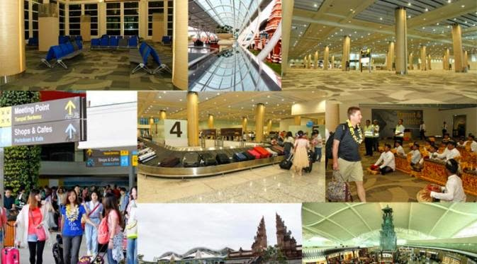 Bandara Paling Cantik Di Indonesia