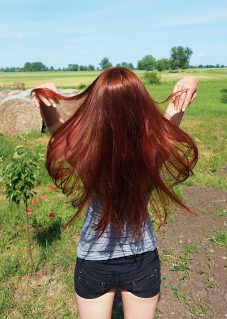 Aktualizacja włosów | Czerwiec 2015