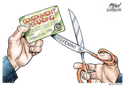 Pemotongan anggaran menjadi langkah paling realistis dalam Pemerintahan Jokowi