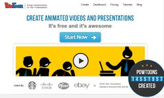 موقع يمكنك من عمل مقاطع فيديو كرتونية خاصة بك