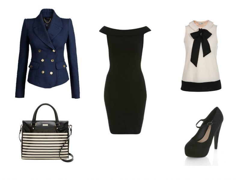 Femme Fatale Three Ways To Wear The Little Black Dress And More