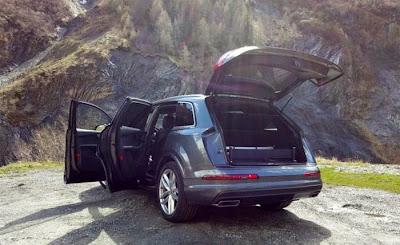 2016 Audi Q7 E-tron Quattro