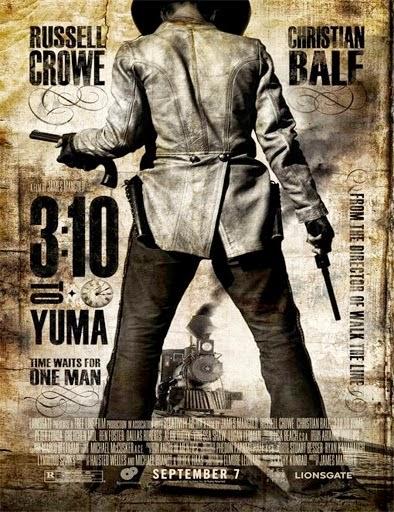Ver 3:10 to Yuma (El tren de las 3:10 a Yuma) (2007) Online