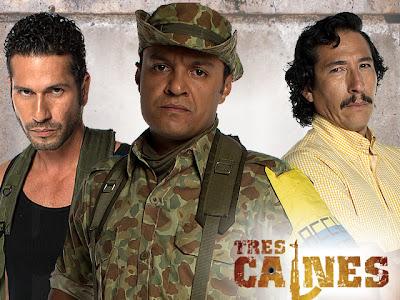 Ver Tres Caines Capitulo 2 Telenovela en Youtube 5 marzo