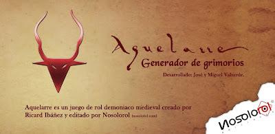 Generador de Grimorios 3º ed.