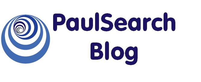 PaulSearch Blog