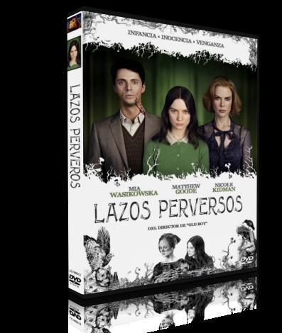 Stoker (2013) DVDR NTSC Español Latino/Ingles
