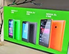 Smartphone Android Terbaru dari Nokia X dan Spesifikasinya