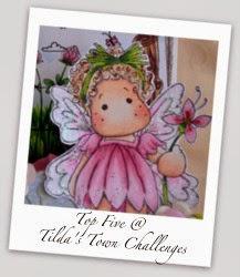 Tilda's Town- Challenge #95