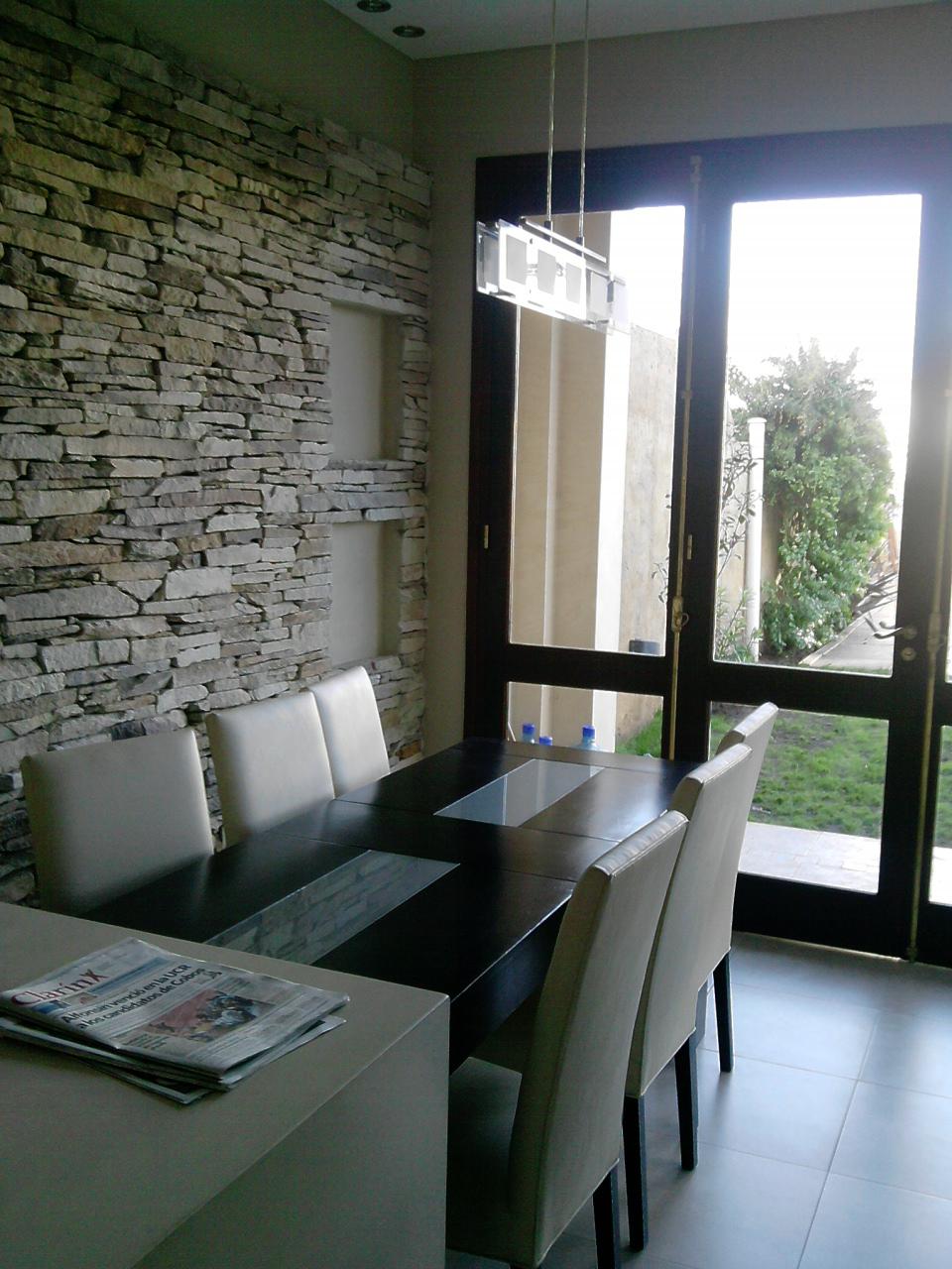 Arquitectura dise o cocina comedor espacio integrado for Diseno cocina comedor