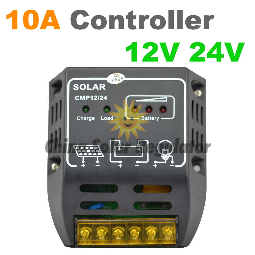 10a Solar Charge Controller Cmp12 China Regulator Ysmart