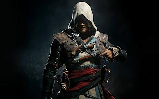 Assassin's Creed 4 Black Flag HD Wallpaper