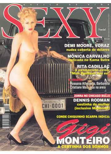 Gigi Monteiro - Sexy 1997
