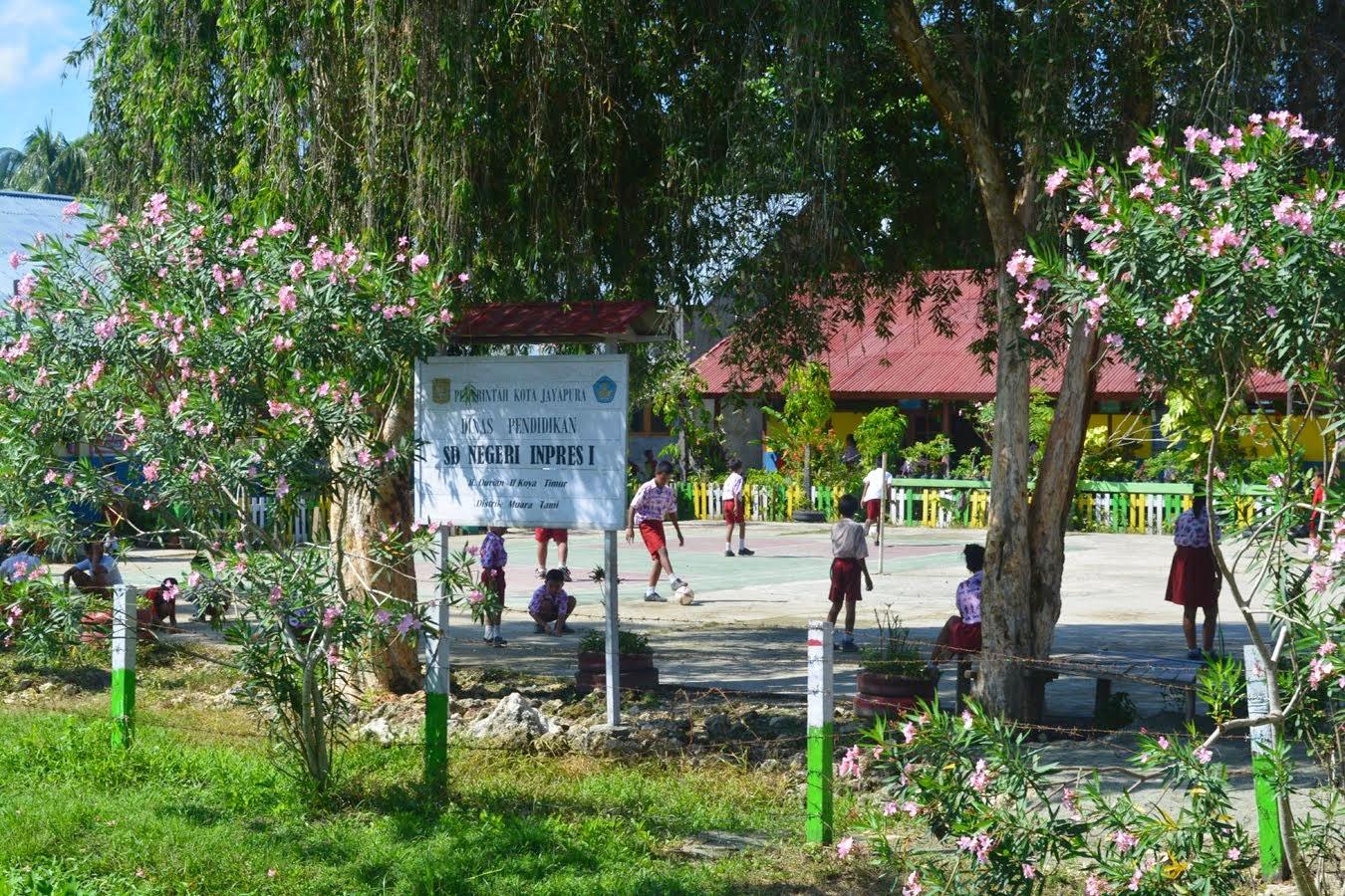 Sarana Pendidikan di Kel. Koya Timur