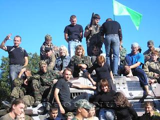 Gruppa tovarishchej bojtsov Сommando