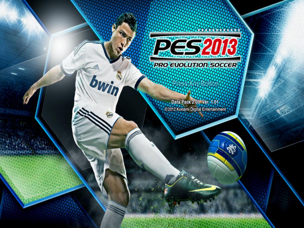 Pes 2013 how to install data pack 2 0