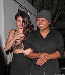 Selena's mystery man