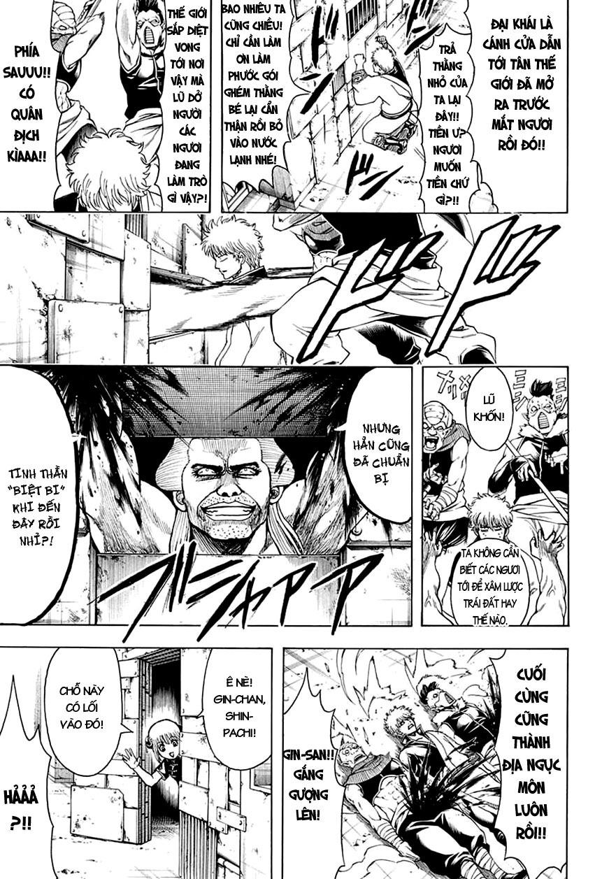 Gintama Chap 615 - Trang 11