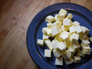 Manteiga clarificada como fazer