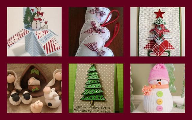 Navidades Handmade  -  Dulce Fragancia