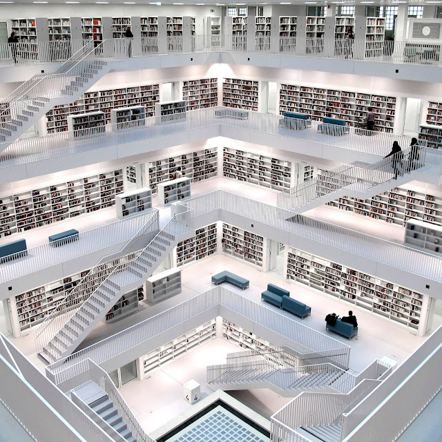 The Book Prison in Germany