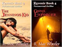 Revenir  Book 3 and 4