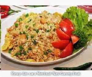 Resep dan cara Membuat Nasi Goreng Enak