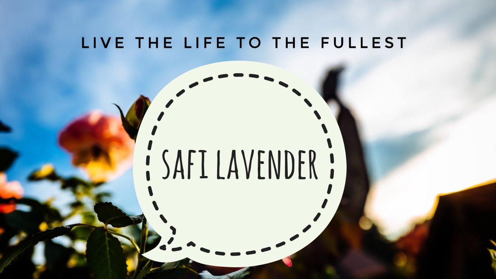 SAFILAVENDER